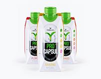 Trikata PROCAPUSL milk protein
