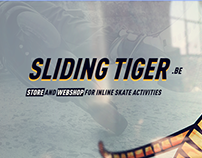 Sliding Tiger - Branding