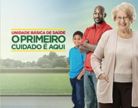 Campanha de Serviços de Saúde - Prefeitura de Macapá