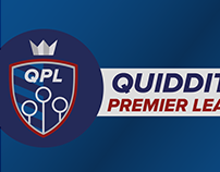 Quidditch Premier League Branding