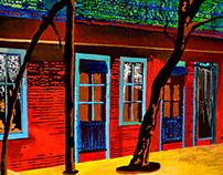 Acrylic Painting - MNBA Contest
