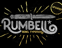 Rumbell Typeface