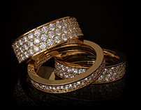 Jewelry Rind CAD modeling and visualisation