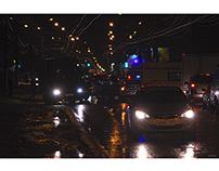Traffic collision 💥