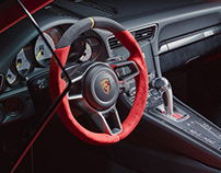 Porsche 911 GT2 RS | CGI