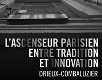 Drieux Combaluzier • M. Cesar • 2017