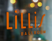 Lillis Ballroom – Corporate Design