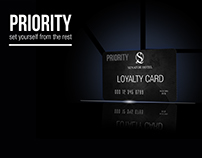 Priority & Loyalty Cards