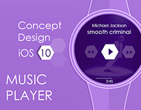 ios 10 - concept Design