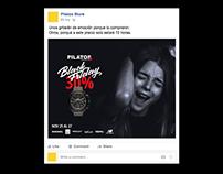 Social Network Ad - Pauta para redes sociales Pilatos