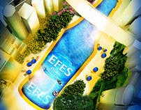 Efes. Creating key visual