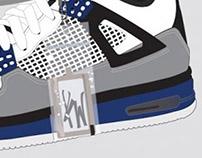 Custom J's