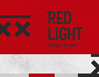 Red Light | Burger & Beer