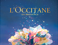 L'occitane Noël 2015