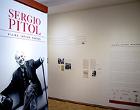 Exposición SERGIO PITOL S.R.E.