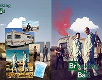"Breaking Bad "" Poster """