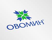 Овомин - Logo & Identity