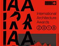 International Architecture Awards 2018 Visual Identity