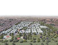 Prêmio 2º Lugar - Plano de Urbanização Pôr do Sol - DF