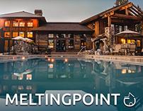 Melting Point Web Design Concept