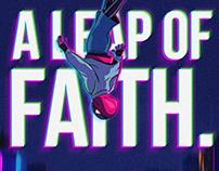 A Leap of Faith - Spiderman Into the Spider Verse