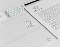 Diseño de marca: Protech