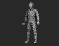 Michael Myers Figurine - 3D Printing