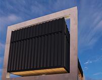 Casa Container - Ponta das Canas - Florianópolis - SC