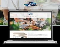 Website - JCB Contabilidade