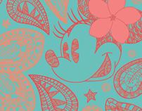 Minnie Flower Collection