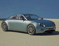 "ZAZ Model Tavria ""M"" 2019 Concept / prototype car"