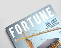 Isometric 3D Illustrations - Fortune MAC 2017