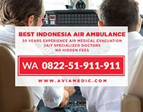 WA 0822-51-911-911 - Medical Air Services, Air Medevac