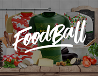 FOODBALL | Italian football jerseys inspired by food