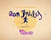 CAIXA Esportes - Alan Fonteles e Fabiana Murer