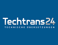 Techtrans24.eu logo & website