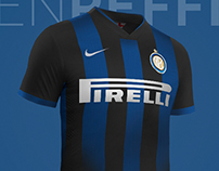 Inter Milan Kit Ideas