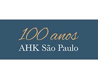 Ilustrações - Livro comemorativo 100 anos AHK São Paulo