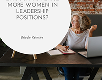 Have we done enough to place more women in leadership?