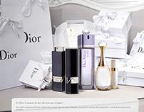 DIOR para Catálogo Belleza