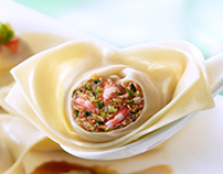boiled dumplings,Ravioli stew,rice glue ball 三全食品