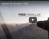 FREE Parallax After Effects Template