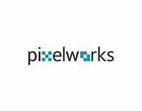 Pixelworks | Logo Storyboard