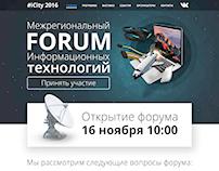 #Icity2016
