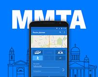 Transit App Design