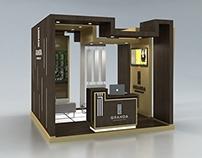 Granda sales booth