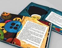 """Diseño y maquetación: Libro """"Maísa"""""""