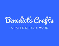 Benedict's Crafts Identity
