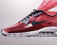 Nike Air Max Jaquard 90 (SOUND REEDIT)
