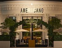 Caesars Palace / Americano Las Vegas Nev